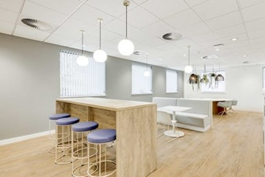 modern offices Enfield