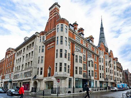10 Margaret Street, London, W1W 8RL