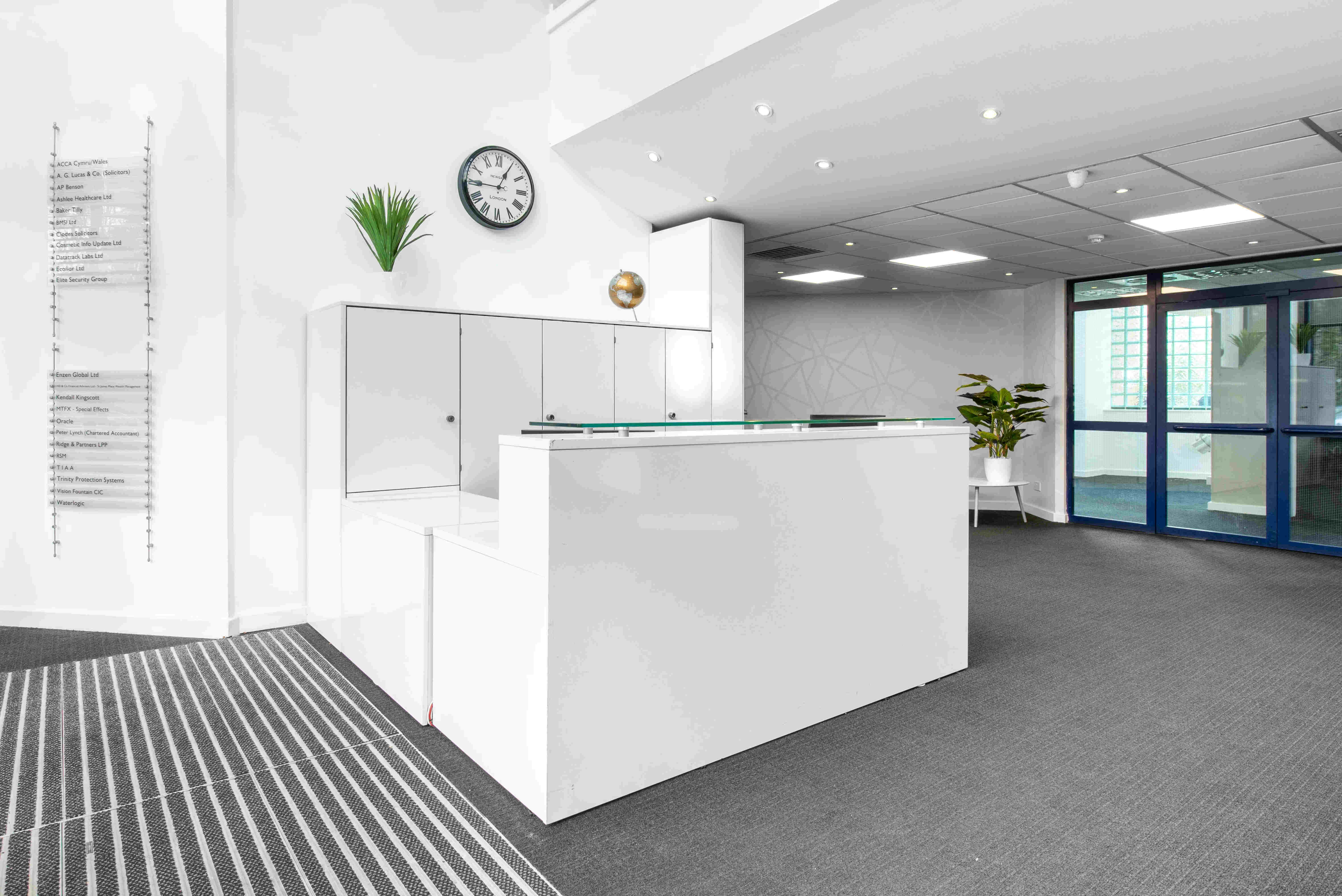 Offices to let in Cardiff