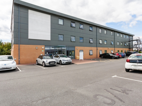 Office space in Evesham