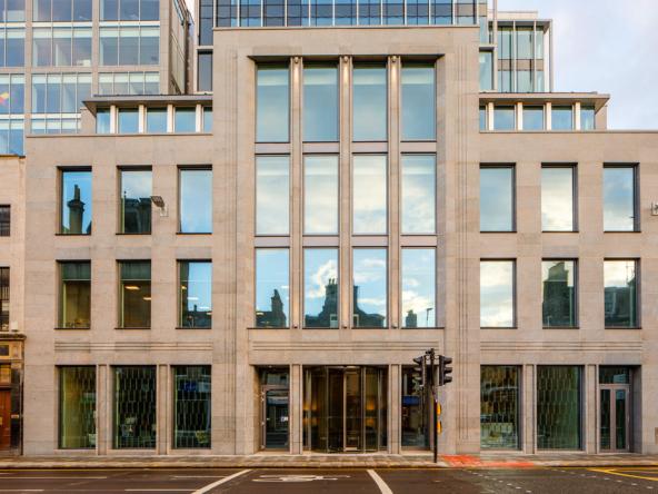 The Silver Fin Building, Aberdeen