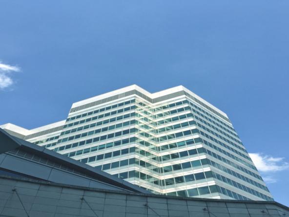 South Quay Building, Canary wharf