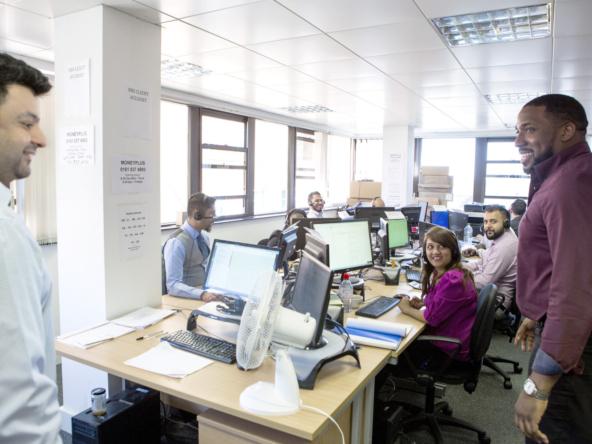 Office space in Watford