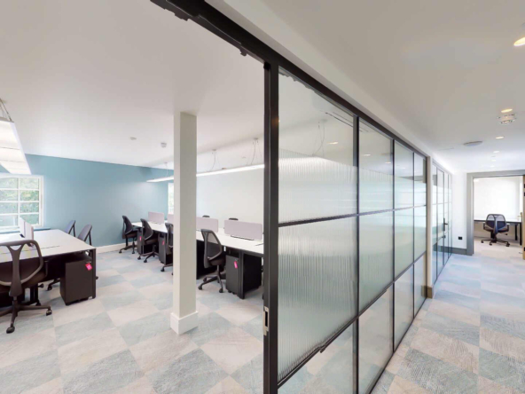 Flexible offices in Finsbury Park