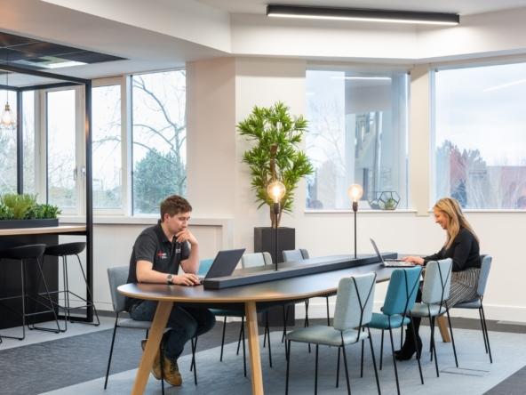Business Centre in Abingdon