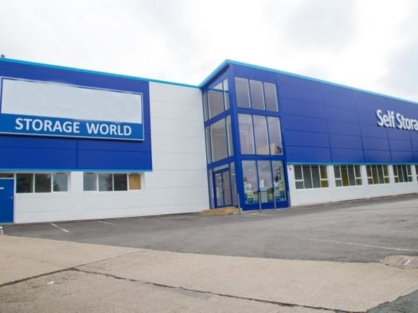 Secure Self-Storage in Harrogate