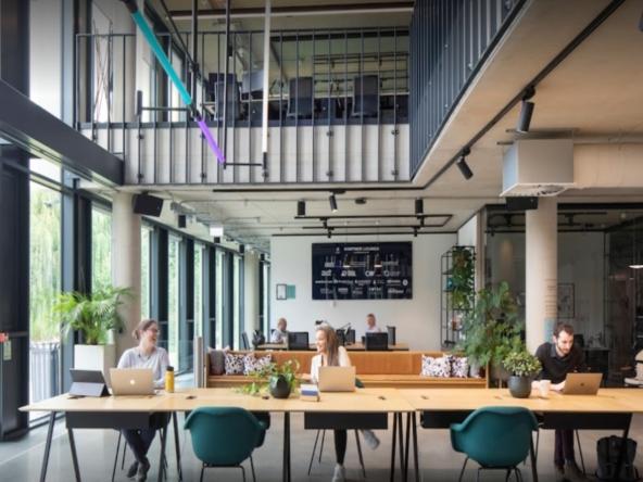 Flexible offices in Cambridge