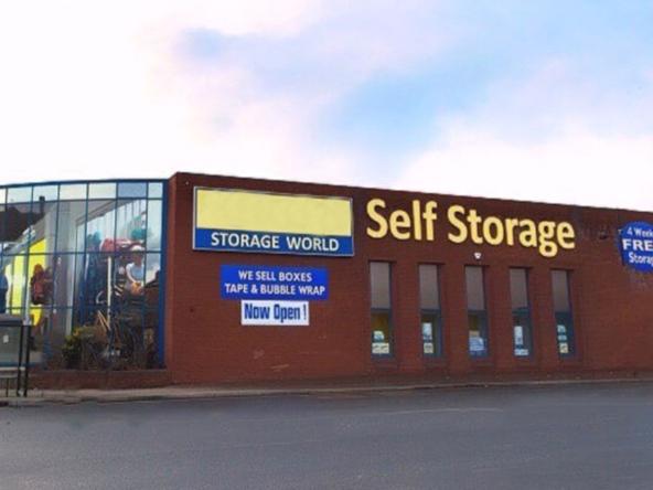 Storage units in Wakefield