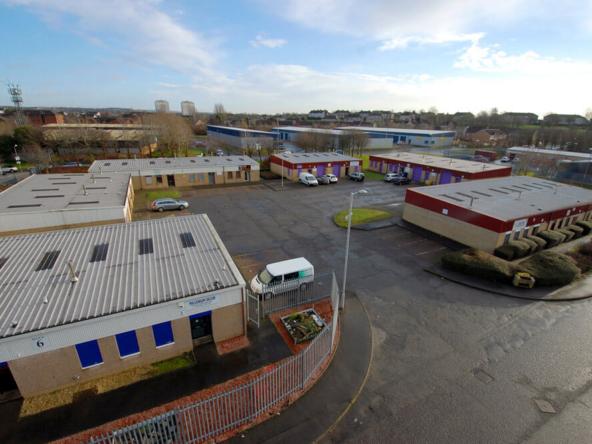 Worshop and Storage in Coatbridge