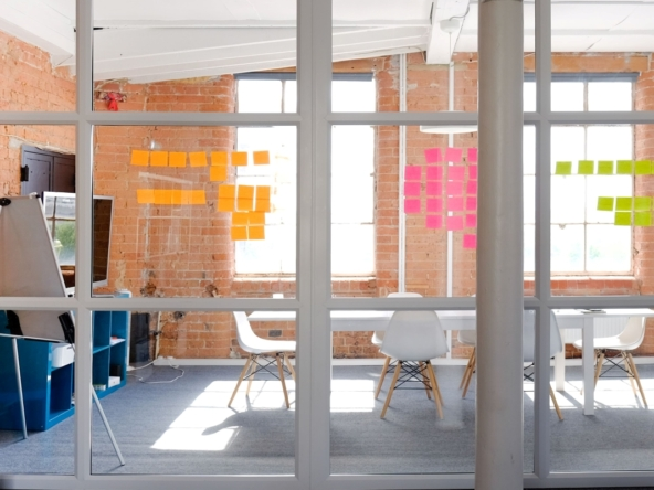 Office Spaces to rent in Nottingham