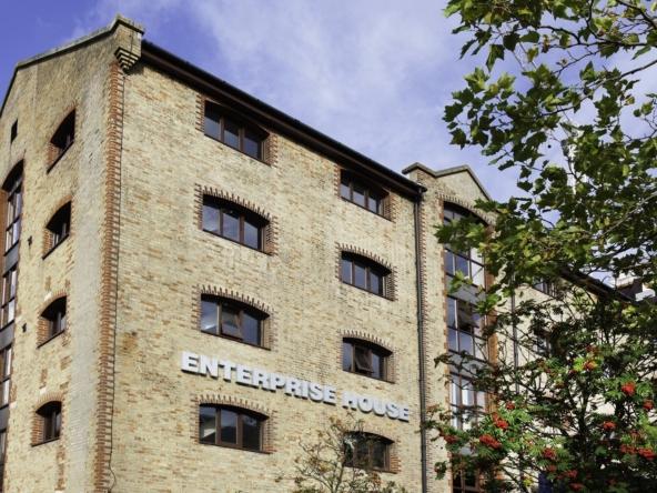 Enterprise House in Southampton