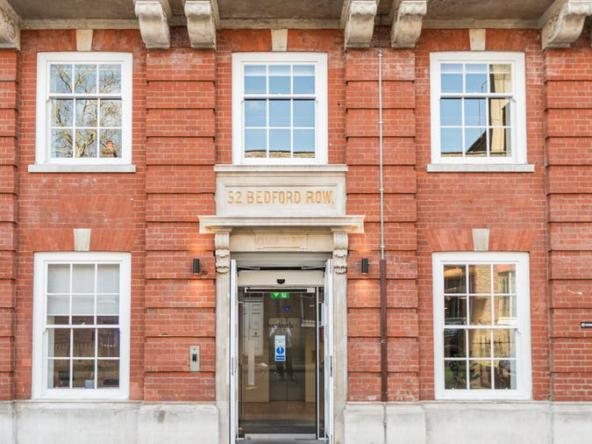 52 Bedford Row, Holborn